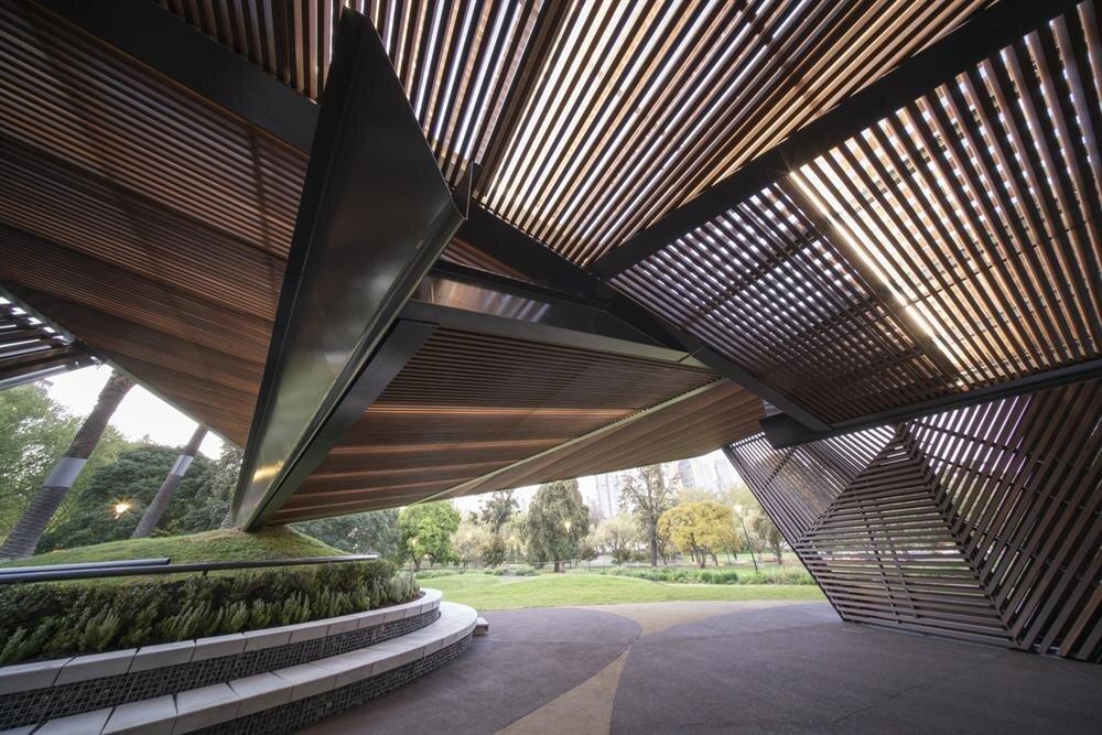 Tasarım, Melbourne eyaleti tarafından destekleniyor