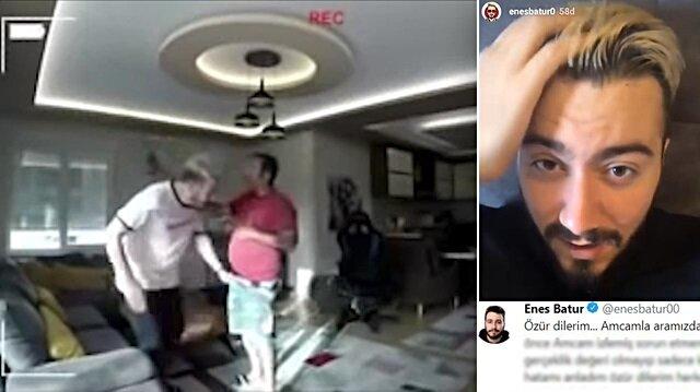 Youtube için amcasına hakaret eden Enes Batur 'sorun yoktu' dedi, videoyu kaldırdı