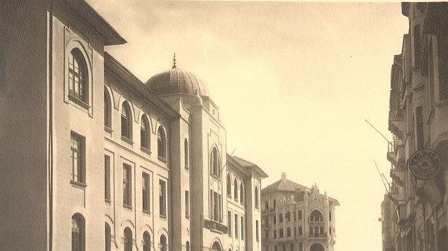 Ankara Adliye Sarayı. 1930