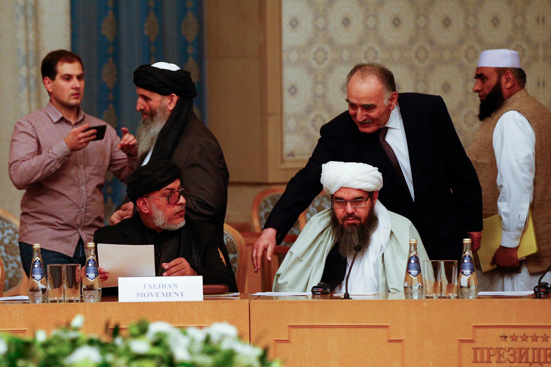 Geçtiğimiz hafta, Taliban heyeti Afganistan barışı için Rusya'da düzenlenen görüşmelere katılmıştı.