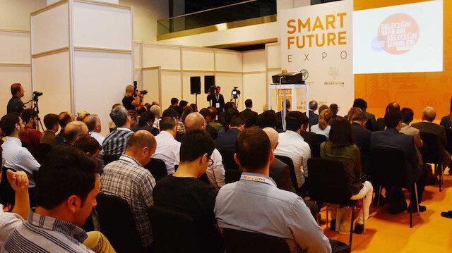 Smart Future Expo dolu dizgin: 'GZT fuarda'