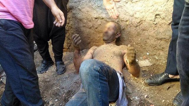 Diyarbakır'da evine kaçak elektrik hattı çekmek isteyen şahıs çarpıldı