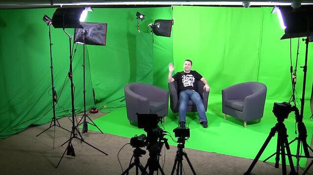 Greenbox TV programı yapım aşaması