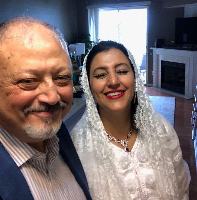 H. Atr, Washington Post'la çok sayıda ''düğün fotoğrafı'' paylaştı.