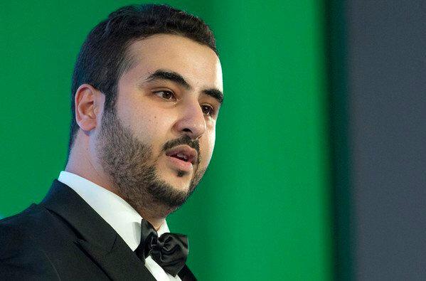 Prens Halid bin Selman, ülkesinin Washington Büyükelçisi.