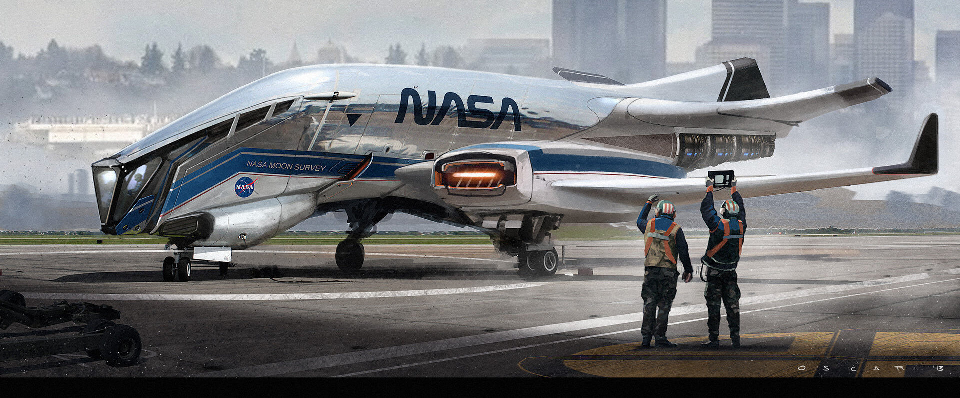 Dünyanın en büyük uzay oluşumu NASA, kargolama sistemlerine büyük önem atfediyor.