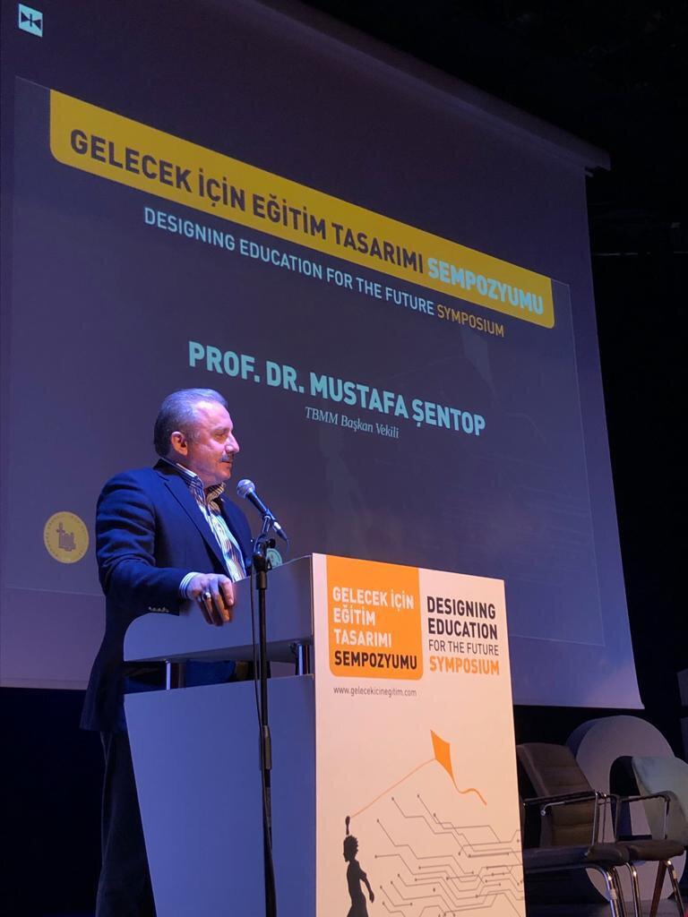 TBMM'nin Başkan Vekili Prof. Dr. Mustafa Şentop