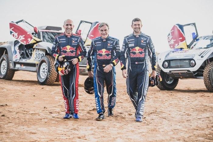 Dakar Rallisine katılacak yarışçıları zorlu bir parkur bekliyor olacak.