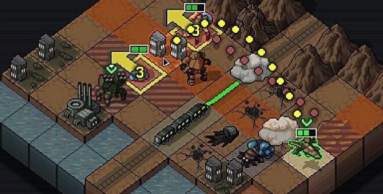 Yeni nesil 'Age of' Into the Breach, 'en iyi strateji oyunu' ödülünü kazandı.