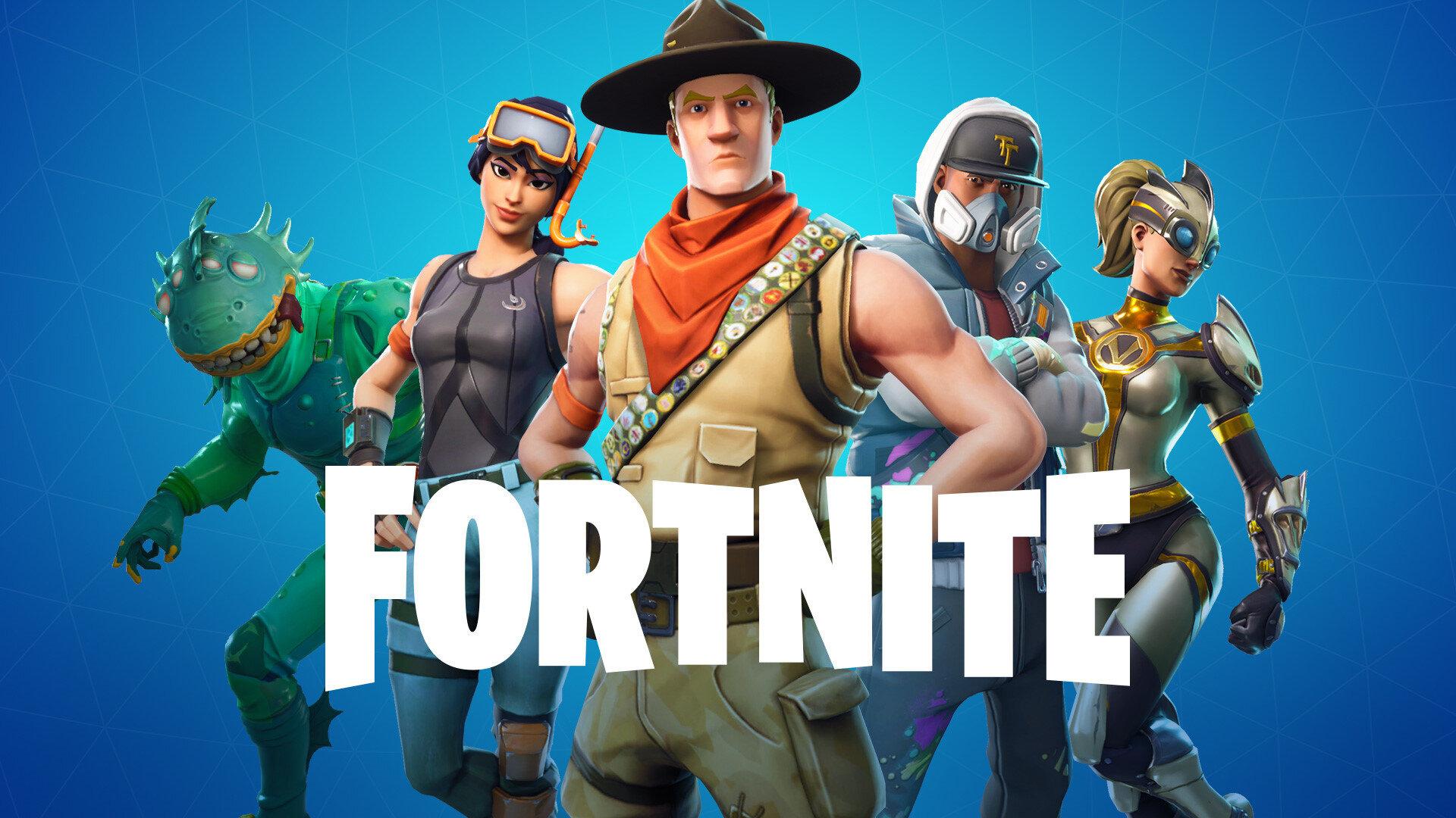 En iyi çoklu oynanabilen oyun olarak Fortnite seçildi.