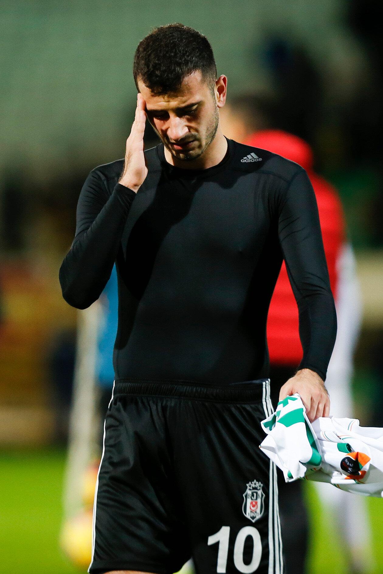 Oğuzhan Özyakup, Alanya'dan 1 puanla dönüyor olmaktan mutlu değil.