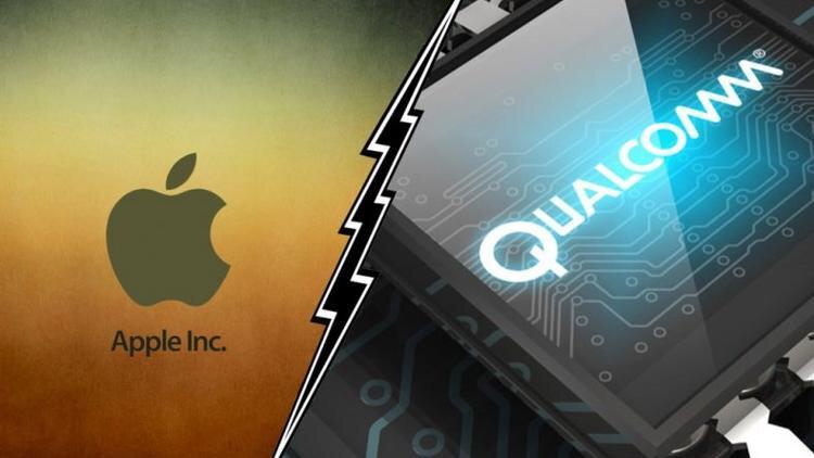 Qualcomm ve Apple arasındaki davalar teknoloji dünyasının en popüler konuları arasında yer alıyor.