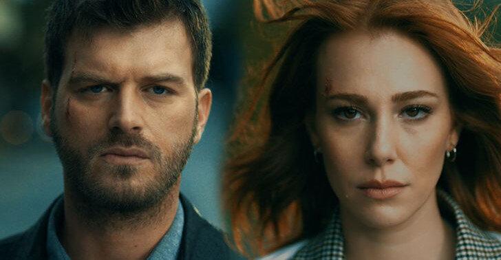 Merakla beklenen dizi, ilk olarak 22 Kasım Perşembe günü ekrana geldi.