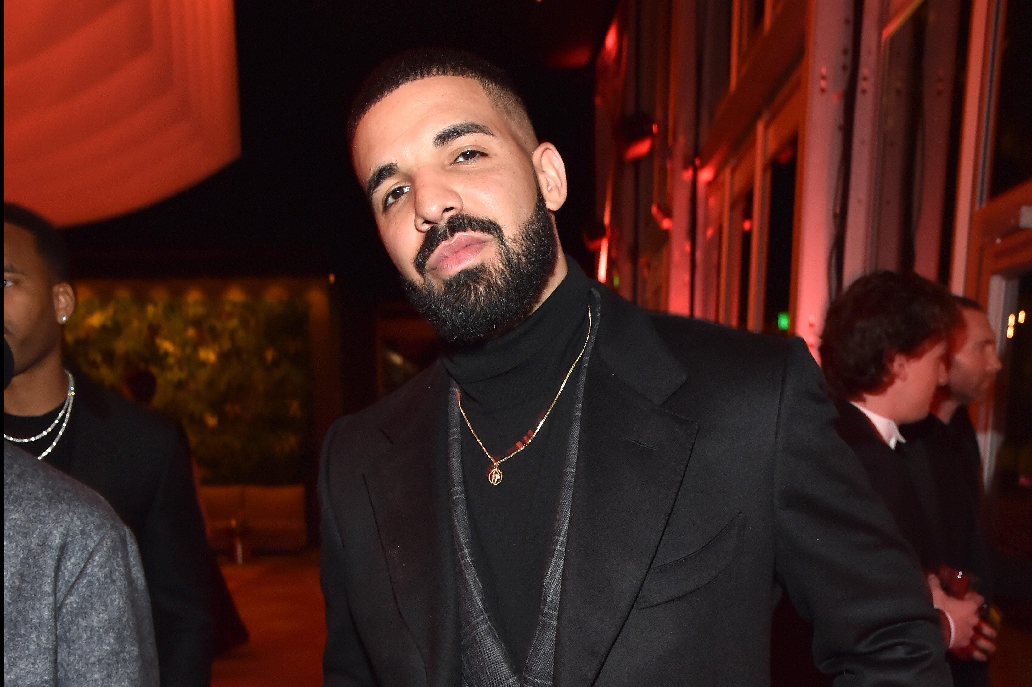 Kanadalı aktör ve müzisyen Drake, 7 farklı daldan aday gösterildi.