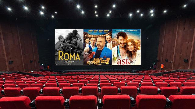 Beyaz perdede bu hafta 6 yeni film gösterime giriyor