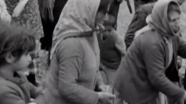 1975'te Ankara'da su kuyusu sorunu