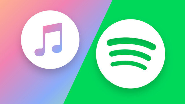 Müzik savaşları: 'Spotify, Apple'a karşı'