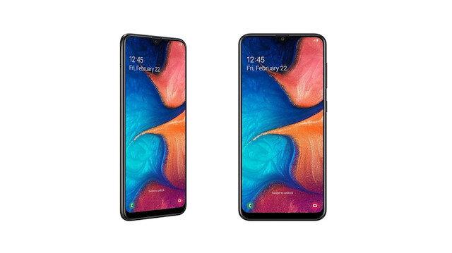 Samsung Galaxy A serisine taze kan: Galaxy A20 tanıtıldı!