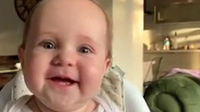 Ünlü oyuncunun küçük kızıyla neşeli anları rekor beğeni aldı