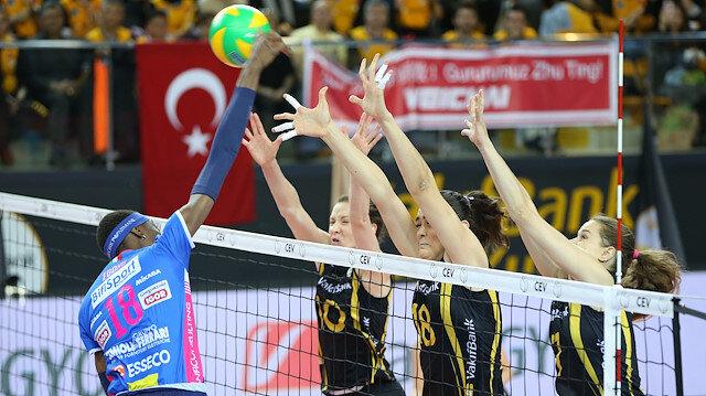 Türk takımları 10 yıl sonra finalde yok