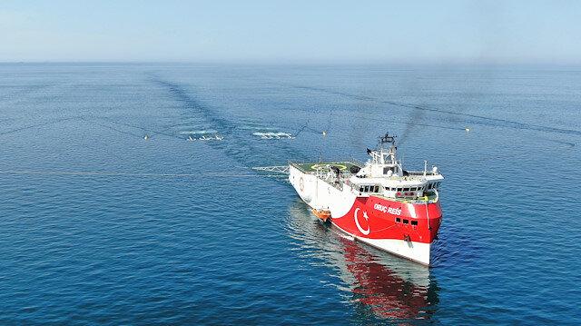 Oruç Reis gemisi de Akdeniz'e gönderilecek