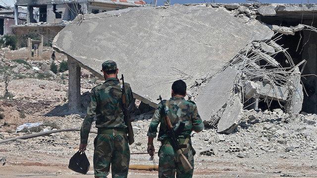 Muhalifler Hama'nın kuzeybatısından çekiliyor