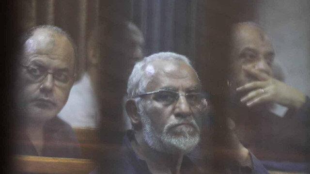 İhvan yöneticilerine müebbet hapis cezası