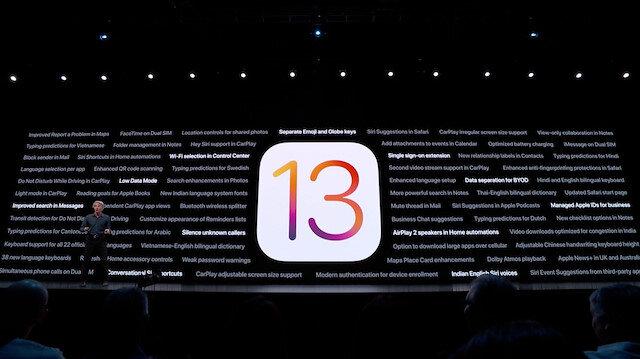 iOS 13'ün gizli kalmış tüm özellikleri