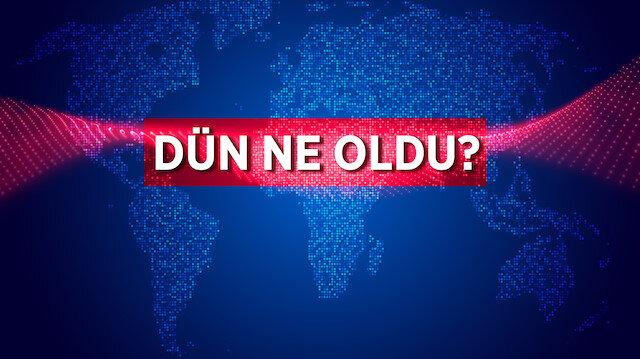 15 Ekim 2019: 6 başlıkta Türkiye'de ve dünyada öne çıkan haberler