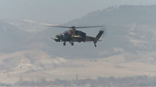 ATAK FAZ-2 versiyonu ilk uçuşunu gerçekleştirdi