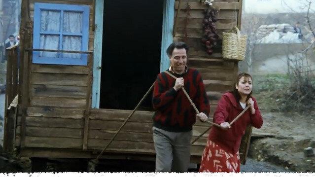 Kemal Sunal'ın Gülen Adam filmi Trabzon'da gerçek oldu