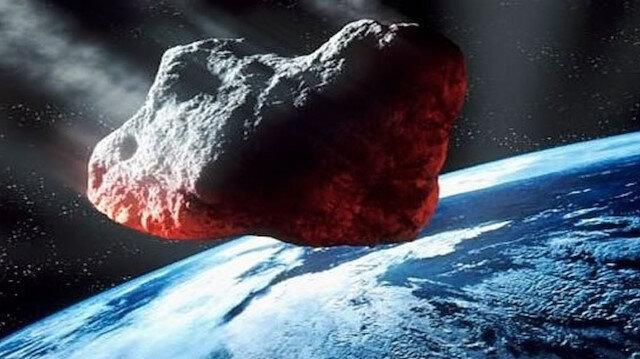 NASA korkunç bir 'göktaşı' iddiasında bulundu