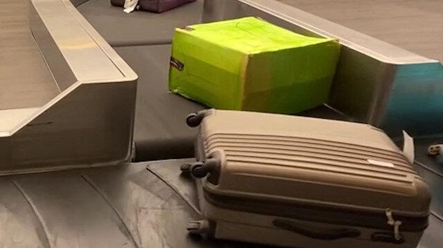 Singapur'da fütüristik bagaj sistemi: Bavullar geçmek için sıra bekliyor