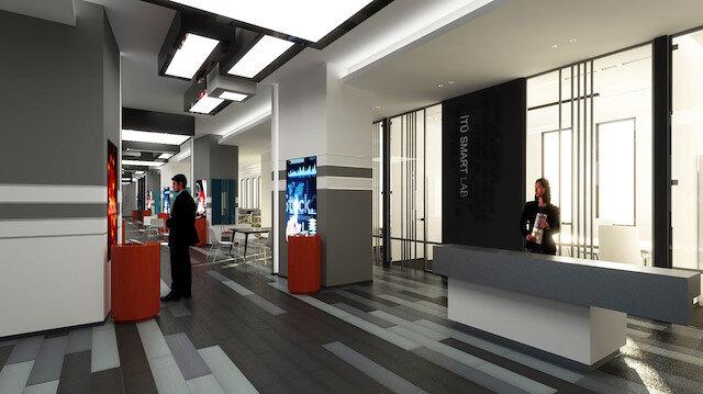 İTÜ Vodafone Future Lab'de geleceğin teknolojileri geliştiriliyor