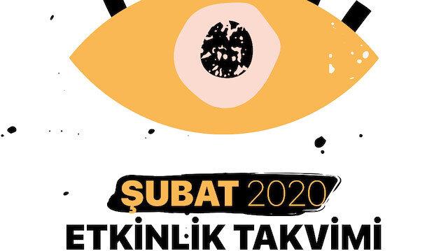 Şubat 2020 etkinlik takvimi
