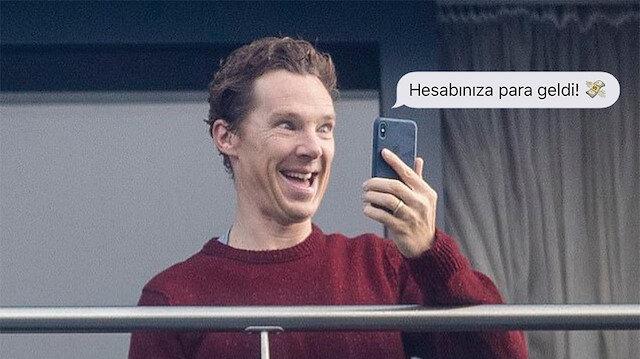 Benedict ve Sms Maceraları