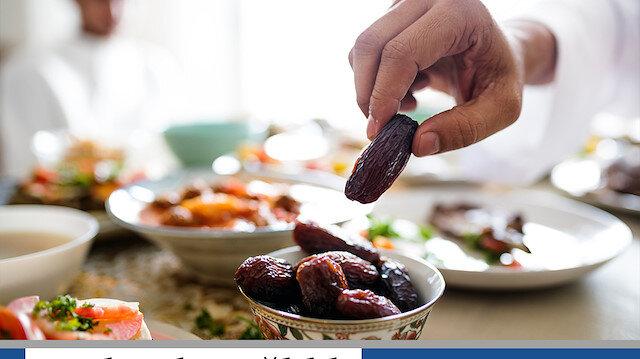 9 adımda sağlıklı Ramazan önerileri