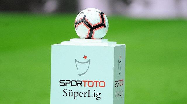 Süper Lig'de 5 haftalık program açıklandı: İşte hafta hafta oynanacak maçlar