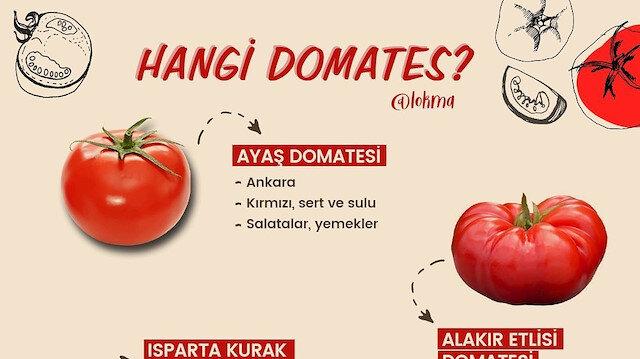 Hangi domates? 🍅