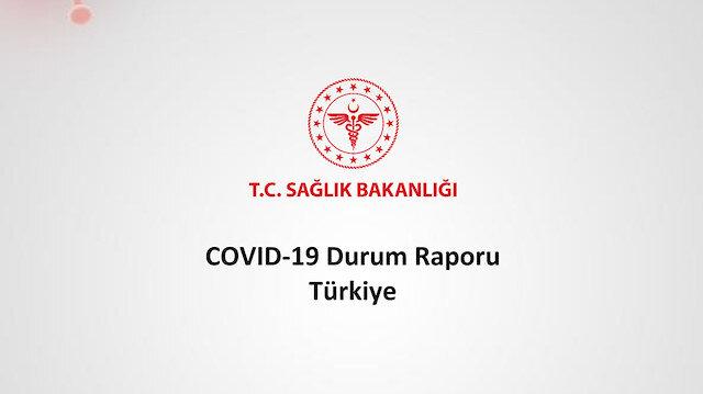Sağlık Bakanlığı, COVID-19'un bölgelere ve yaş gruplarına göre dağılımını açıkladı
