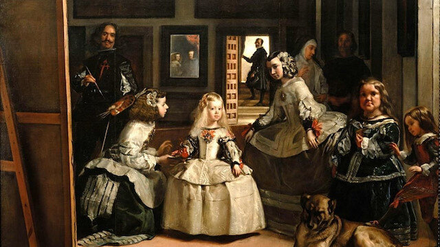 Barok döneminin kendine özgü ressamı: Velázquez 🖌