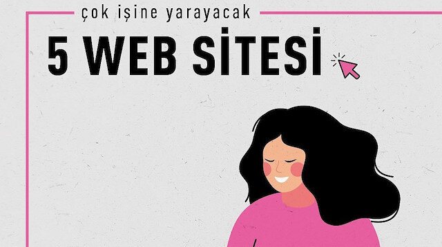 Çok işine yarayacak 5 web siteti 🖱