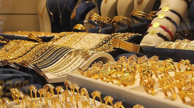 Altın fiyatları düşüşe geçti