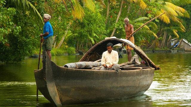 Umman Denizi'nin komşusu: Kerala