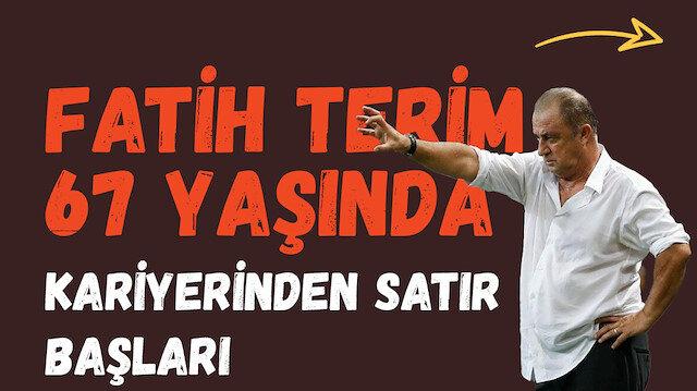 Fatih Terim 67 yaşında