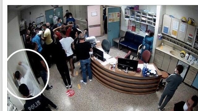 Sağlık çalışanlarına saldırının fotoğrafları ortaya çıktı