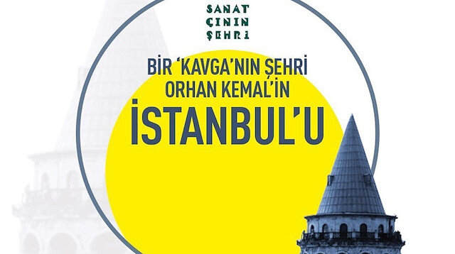 Bir 'Kavga'ın şehri Orhan Kemal'in İstanbul'u 🌆