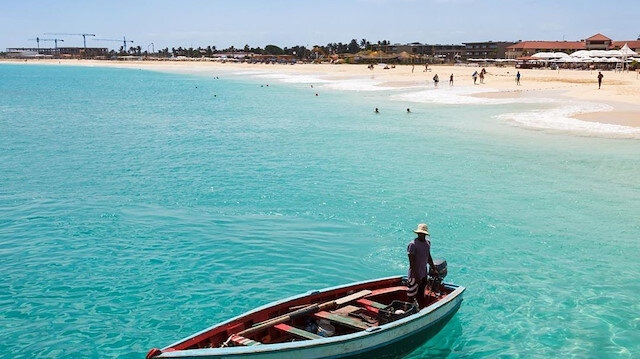 Çıplak Ayaklı Diva'nın ülkesi, Cape Verde. ☀