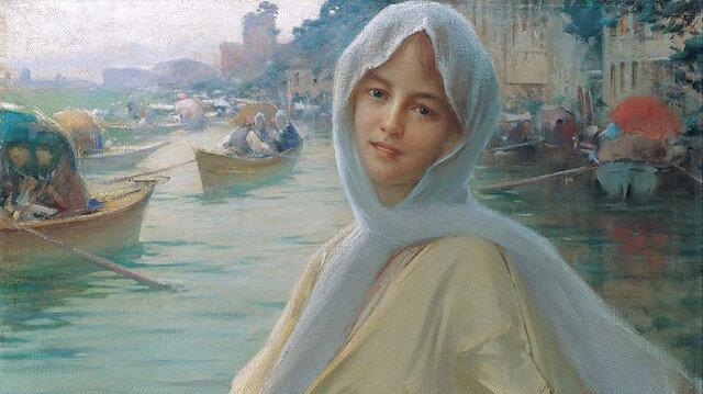 Osmanlı'nın son saray ressamı: Fausto Zonaro 🖼