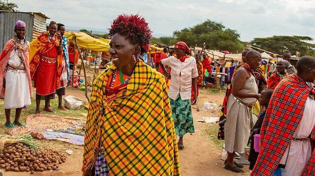 Burası Tanzanya. Tanıştıralım, Masailer! ☀🌴